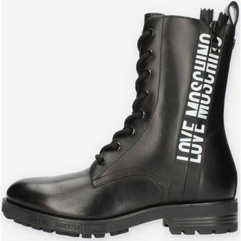 Chaussures Femme Boots Love Moschino JA24184G0DIA0 Noir