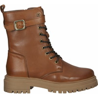 Chaussures Femme Boots Scapa Bottines Camel
