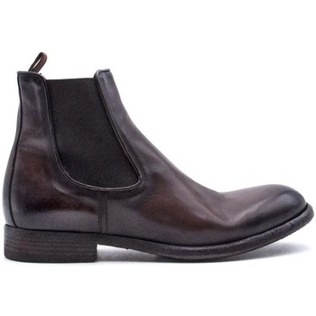 Chaussures Homme Boots Pantanetti 12840 ESPRESSO MARRONE