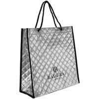 Sacs Femme Cabas / Sacs shopping Badura 122470 Argent