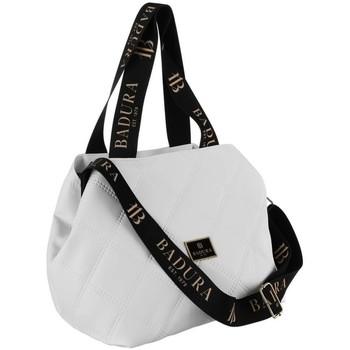 Sacs Femme Sacs porté main Badura 122600 Blanc