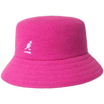Accessoires textile Femme Chapeaux Kangol Bob  WOOL Rose