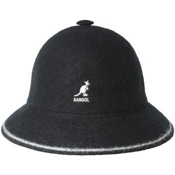 Accessoires textile Homme Chapeaux Kangol Bob  STRIPE Noir