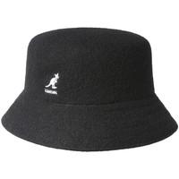 Accessoires textile Homme Chapeaux Kangol Bob  WOOL Noir