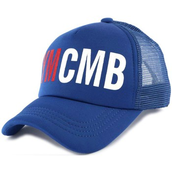 Casquettes Ymcmb Casquette Trucker  Bleu