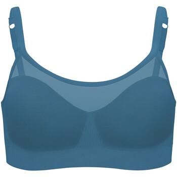 Sous-vêtements Femme Triangles / Sans armatures Bravado Sculpt sheer Bleu