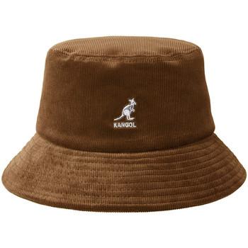 Accessoires textile Homme Chapeaux Kangol Bob  CORD Marron