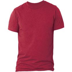 Vêtements Homme T-shirts manches courtes Bella + Canvas CA3413 Rouge