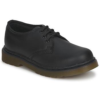 Chaussures Enfant Derbies Dr Martens Dm J Shoe Noir
