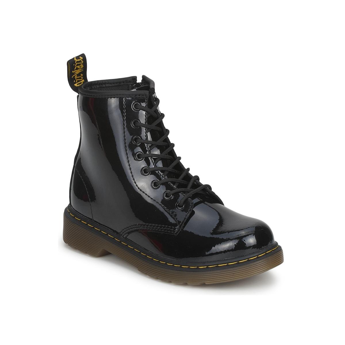 chaussure fille style doc martens. Black Bedroom Furniture Sets. Home Design Ideas