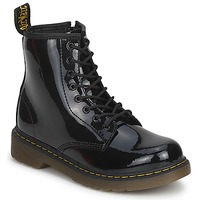 Chaussures Enfant Boots Dr Martens DELANEY Noir