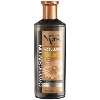 Beauté Shampooings Natur Vital Organic Salon Champú Sin Sulfatos Cuidado Delicado