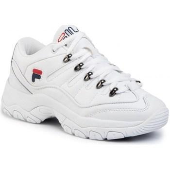 Chaussures Femme Baskets basses Fila Strada Hiker Blanc