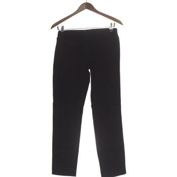 Vêtements Femme Pantalons Sisley Pantalon Slim Femme  38 - T2 - M Noir