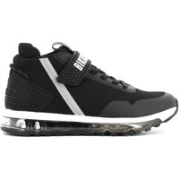 Chaussures Garçon Baskets basses Bikkembergs K3B4-20737-0308999 Nero