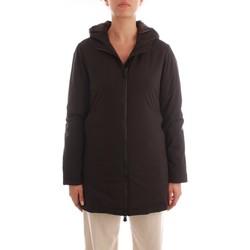Vêtements Femme Manteaux People Of Shibuya NIKIRA/PM766-999 Noir