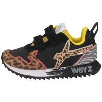 Chaussures Fille Baskets basses W6yz JET VL-J Basket Enfant Multicolore