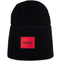 Accessoires textile Homme Bonnets BOSS Hats / Beanies / Bobble hats Noir