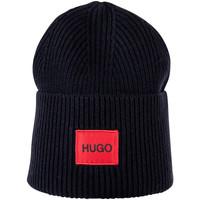 Accessoires textile Homme Bonnets BOSS Hats / Beanies / Bobble hats Marine