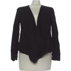 Vêtements Femme Vestes / Blazers H&M Veste Mi-saison  36 - T1 - S Noir