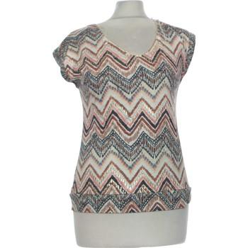 Vêtements Femme Débardeurs / T-shirts sans manche Grain De Malice Débardeur  34 - T0 - Xs Blanc