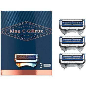 Beauté Homme Rasoirs & lames Gillette King Neck Razor Blades X