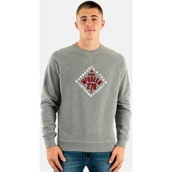 Vêtements Homme Sweats Barbour intl mcqueen  gy52 grey marl gris