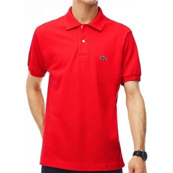 Vêtements Homme Polos manches courtes Lacoste L121200ZBG Rouge