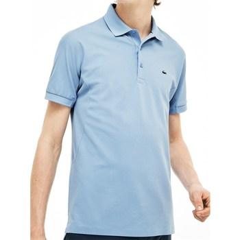 Vêtements Homme Polos manches courtes Lacoste L1212003H7 Bleu