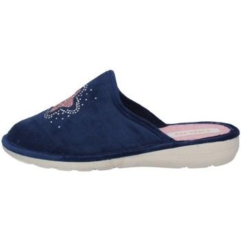 Chaussures Femme Sabots Tiglio 2592 Bleu