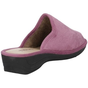 Chaussures Femme Chaussons Tiglio 1605 Rose