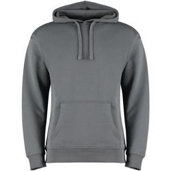 Vêtements Sweats Kustom Kit KK333 Gris foncé