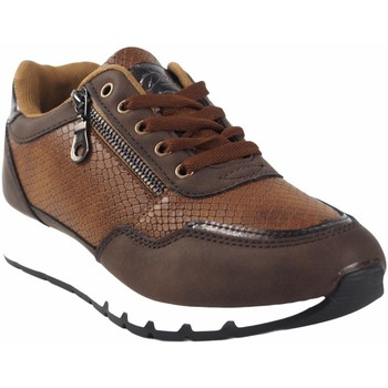 Chaussures Femme Baskets basses Deity Zapato señora  20081 yjl marron Marron