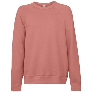 Vêtements Sweats Bella + Canvas BE111 Mauve