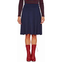 Vêtements Femme Jupes Haut Large Oasis Jupe Lilas MARINE