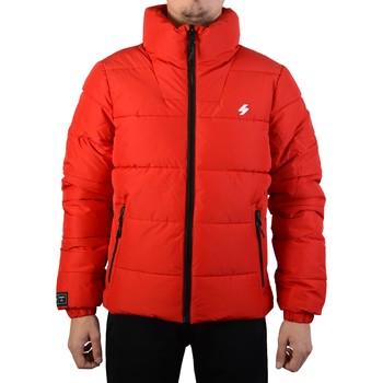 Vêtements Homme Doudounes Superdry Non Hooded Sports M5011211A Rouge