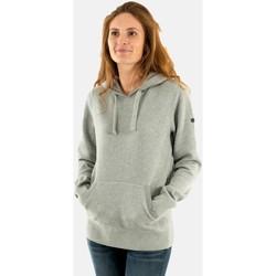 Vêtements Femme Sweats Superdry essential hood 42q mid marl gris