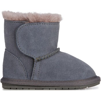 Chaussures Enfant Boots EMU Toddle Charcoal