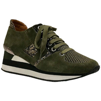 Chaussures Femme Baskets basses Karston Basket slash vert