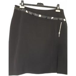Vêtements Femme Jupes manigance jupe droite noir Noir