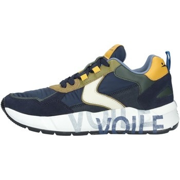 Chaussures Homme Baskets basses Voile Blanche 0012016298 BASKETS homme Bleu