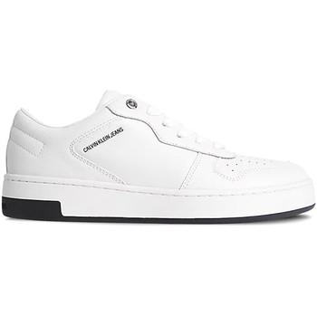 Chaussures Femme Baskets basses Calvin Klein Jeans YW0YW00448 Blanc