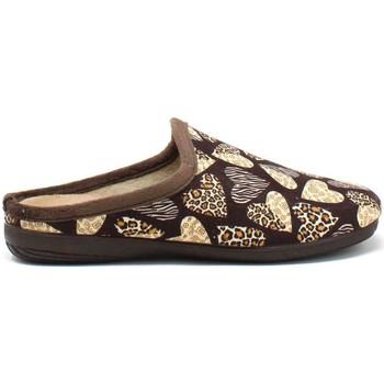 Chaussures Femme Chaussons Susimoda 6121 Marron