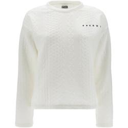 Vêtements Femme Sweats Freddy F1WSLS11 Blanc