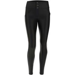 Vêtements Femme Pantalons Freddy WRUP1MF113 Noir