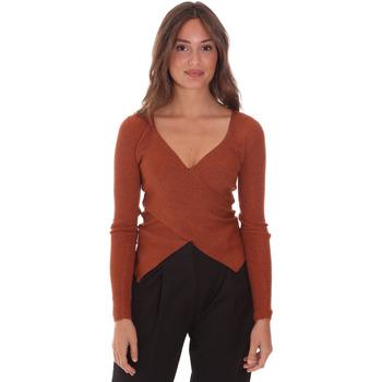 Vêtements Femme Pulls Fracomina F321WT7016K48001 Marron