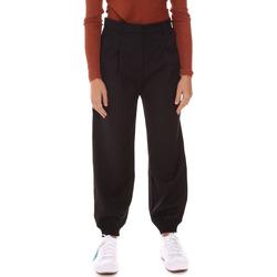 Vêtements Femme Pantalons de survêtement Fracomina F321WV4002W45901 Noir