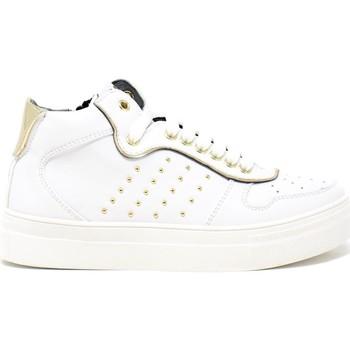 Chaussures Enfant Baskets basses 4us 4U-062 Blanc