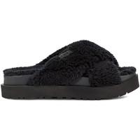 Chaussures Femme Chaussons UGG UGSFUZSBLK1120860W Noir