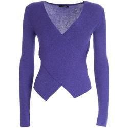 Vêtements Femme Pulls Fracomina F321WT7016K48001 Violet